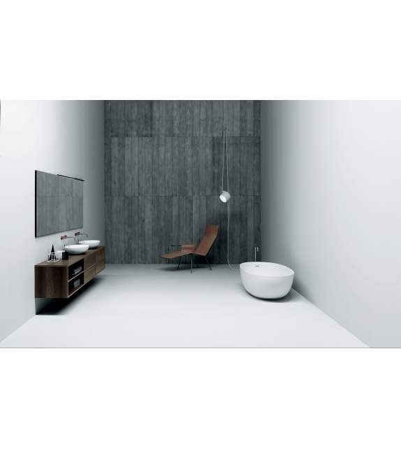 Boffi Wood-In Bathroom Cabinet