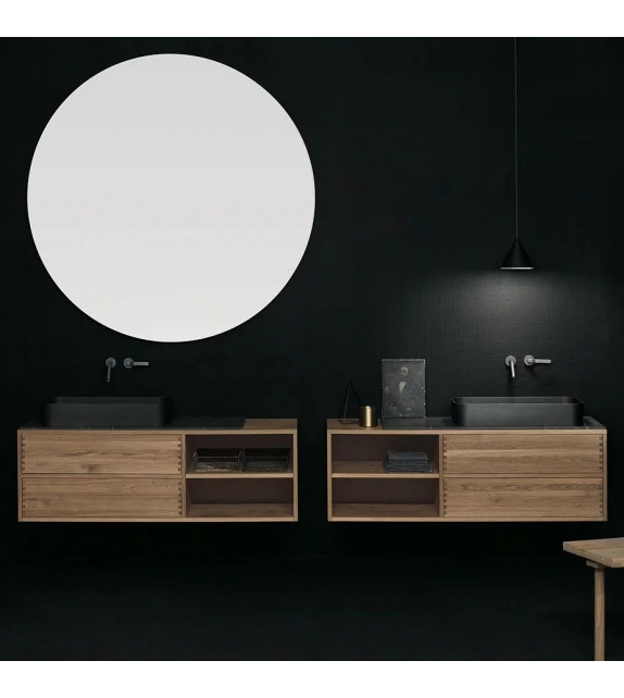 Wood-In Boffi Bathroom Cabinet