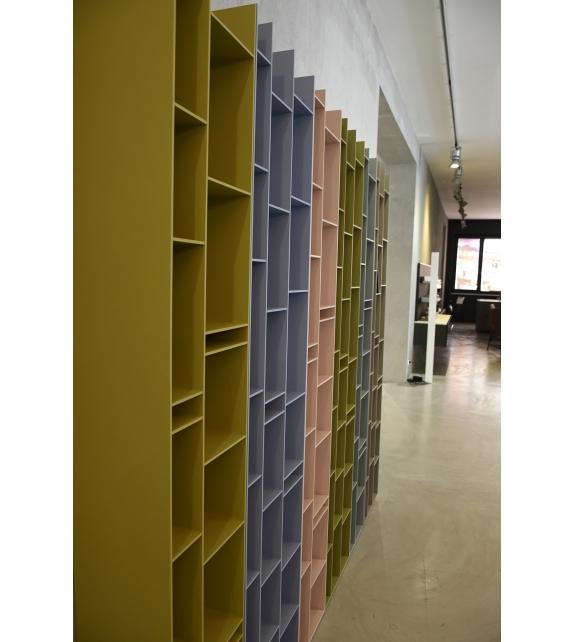 Random 2C-3C MDF Italia Bibliothèque
