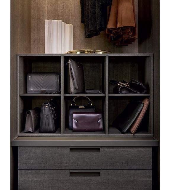 Senzafine Poliform Walk-in Closet
