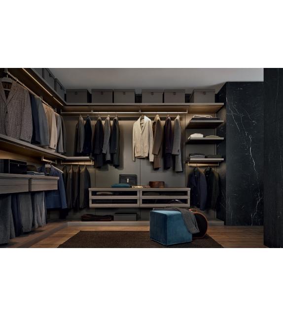 Poliform Ubik Walk-in Closet