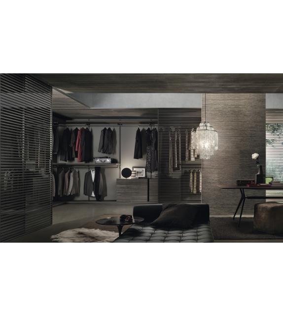 Dress Bold Rimadesio Walk-In Closet