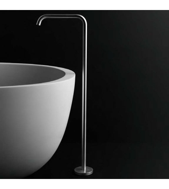 Boffi Eclipse Floor-Mounted Spout for Bathtub