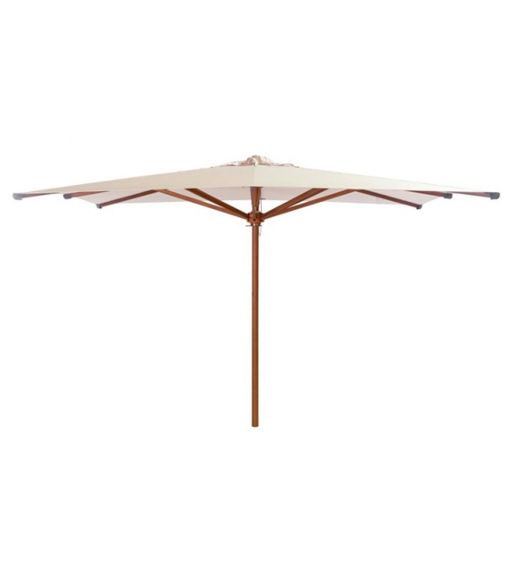 Eclipse Tribù Sunshade with Wooden Structure
