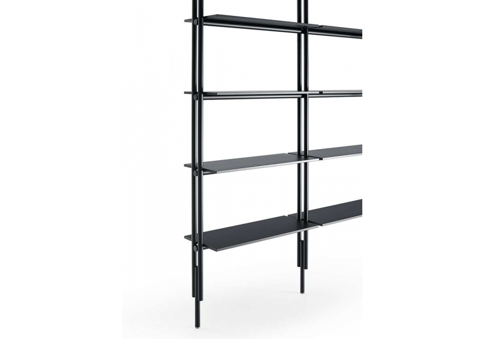 jack b b italia biblioth que modulaire milia shop. Black Bedroom Furniture Sets. Home Design Ideas