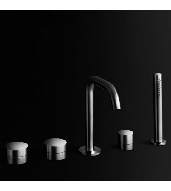 Eclipse Boffi Edge Bathtub Tap Group