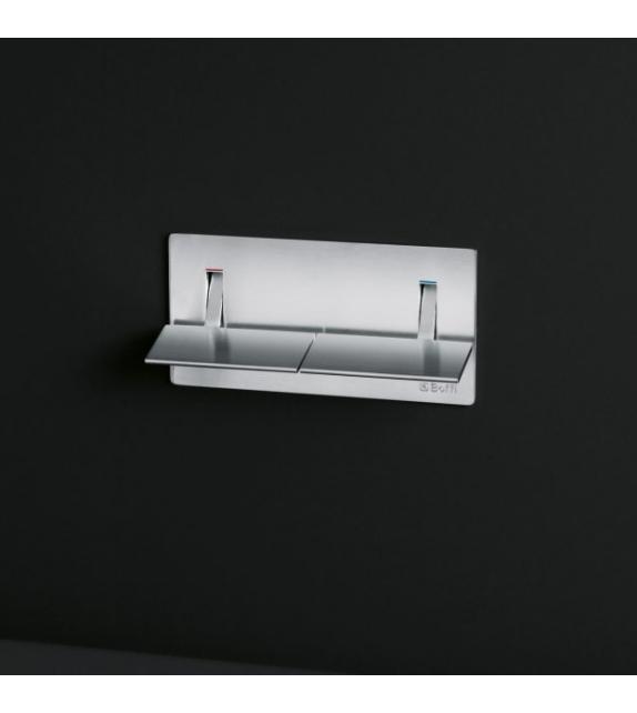 Wings Boffi Wall-mounted Washbasin/Bidet/Shower Tap Set