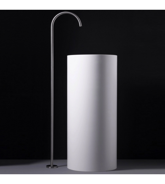 Wings Boffi Floor Standing Washbasin Spout