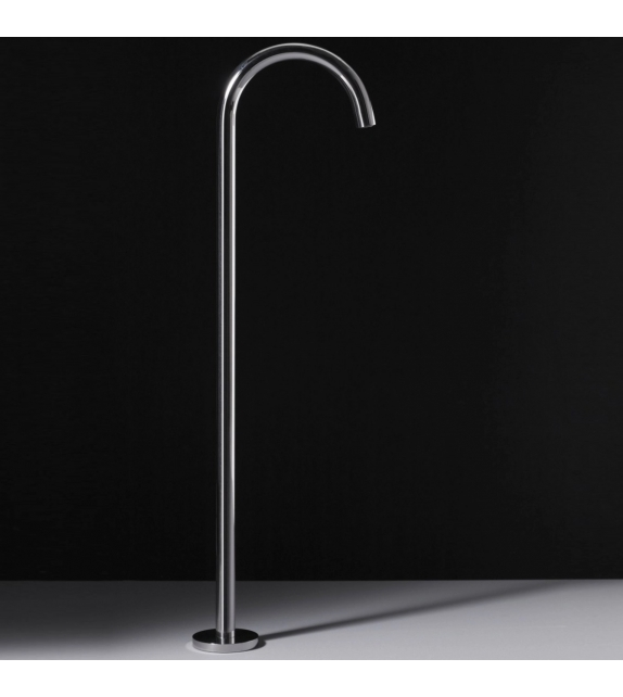 Wings Boffi Floor Standing Bathtub Spout