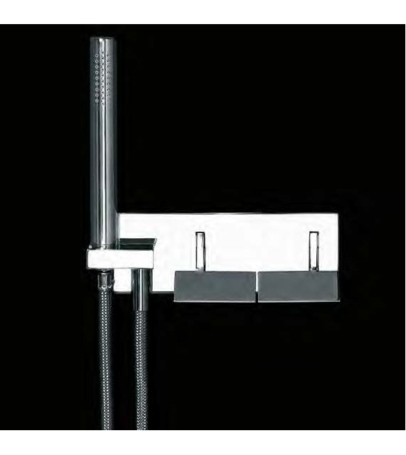 Wings Boffi Wall-mounted Bathtub/Shower Tap Set
