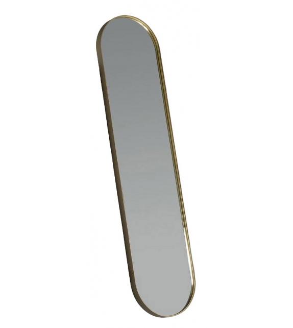 Ren Poltrona Frau Oval Mirror