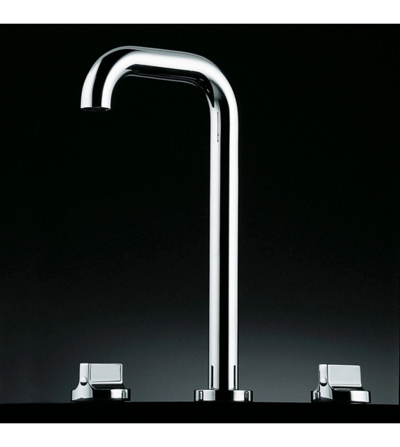 Liquid Boffi Top-mounted Washbasin Tap Set