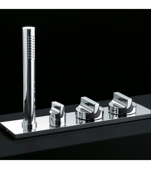 Liquid Boffi Edge Bathtub Tap Group