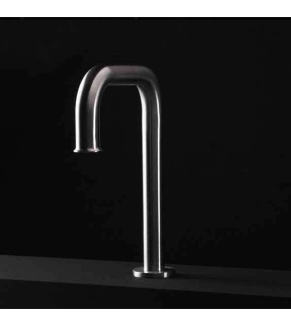 Pipe Boffi Top-mounted Washbasin/Bathtub Spout