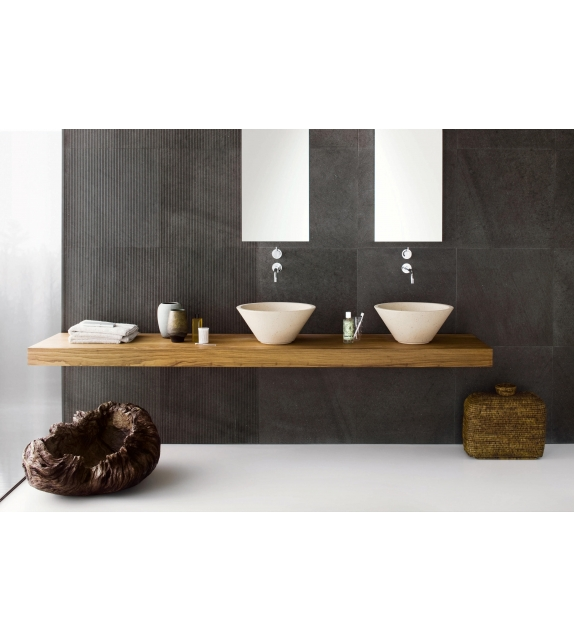 flute neutra lavabo milia shop. Black Bedroom Furniture Sets. Home Design Ideas