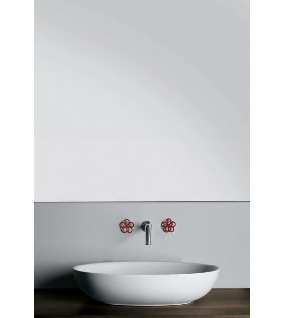 Boffi Pipe Wall-mounted Washbasin/Bathtub Spout