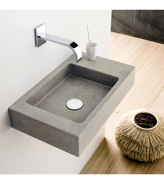 Mini Square Neutra Washbasin