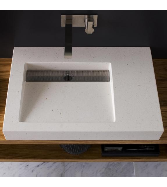 Mini Square Lavabo Neutra