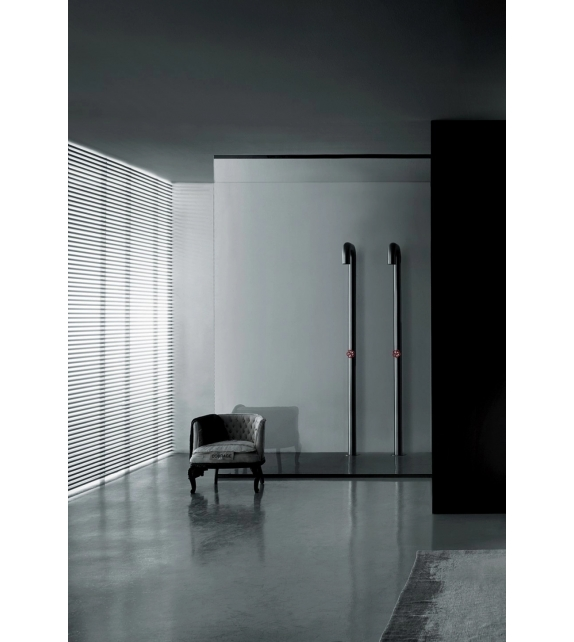 Boffi Pipe Floor-Mounted Shower Spout