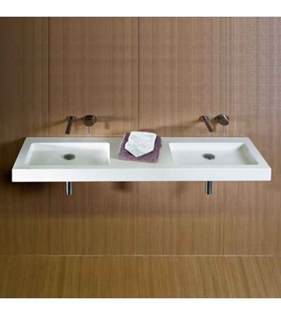 Square Tailor Neutra Lavabo