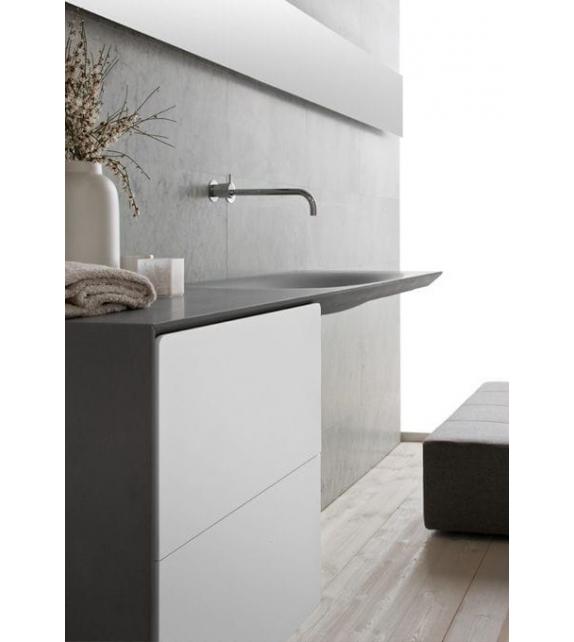 Neos Neutra Möbel mit Integrierte Waschbecken