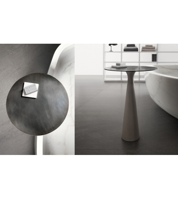 Leaf Neutra Table D'Appoint