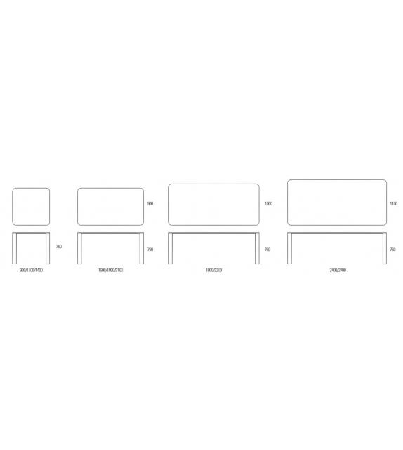 Mahón Table Neutra