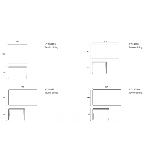 Neos Neutra Table