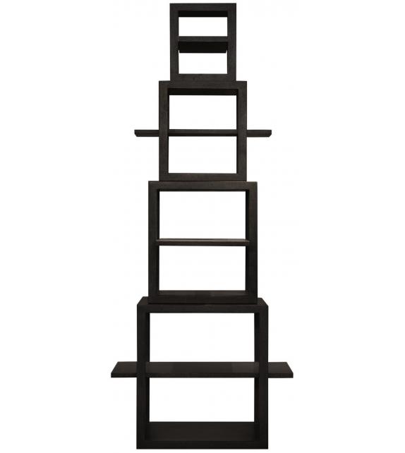 La Torre dei Trampolini Lithea Bücherregal
