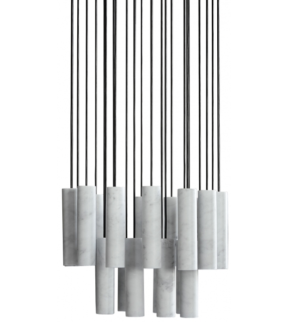 Silo Chandelier Salvatori Pendant Lamp