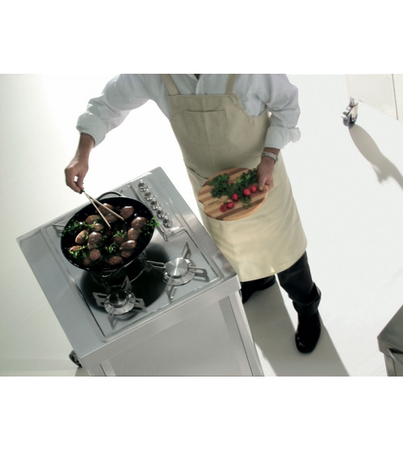 Composizione 70 Alpes Inox Cuisine