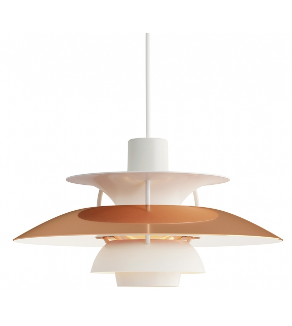 PH 5 Mini Louis Poulsen Suspension Lamp