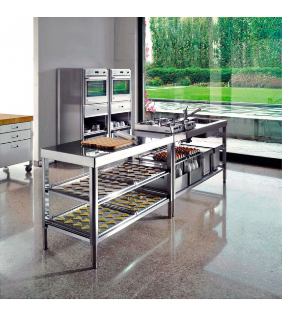 Alpes Inox Kitchen 160