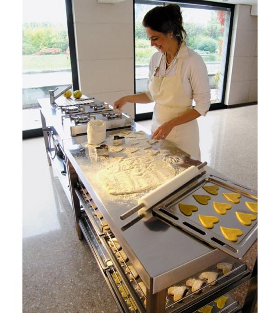 Cocina 160 Alpes Inox