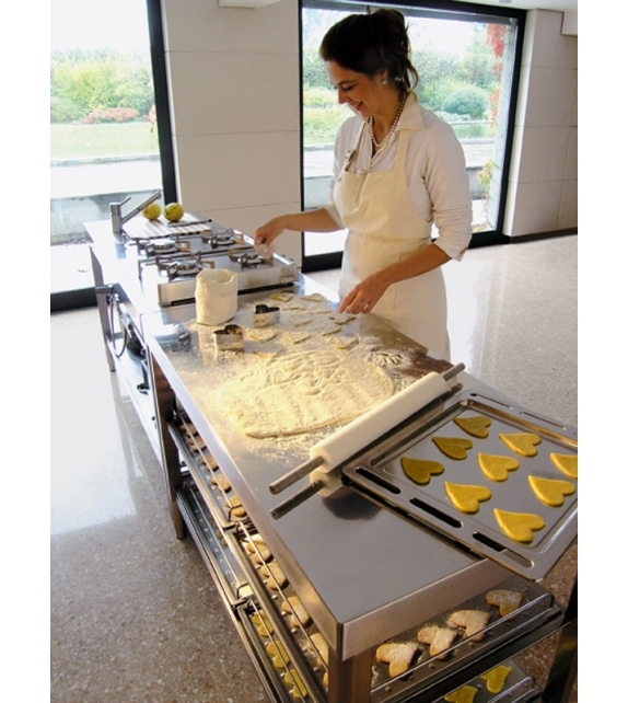 Cuisine 160 Alpes Inox