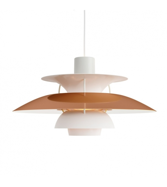New PH 5 Louis Poulsen Suspension Lamp