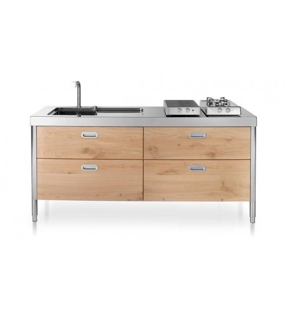 Kitchens 190 Alpes Inox