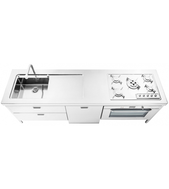 Alpes Inox Kitchen 250