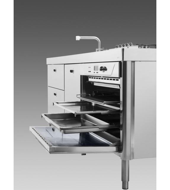 Cocina 250 Alpes Inox