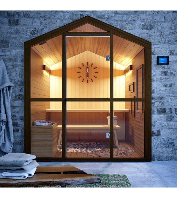 HSH Glass1989 Sauna