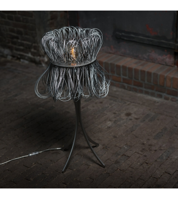 Cloche Quasar Lampe de Table
