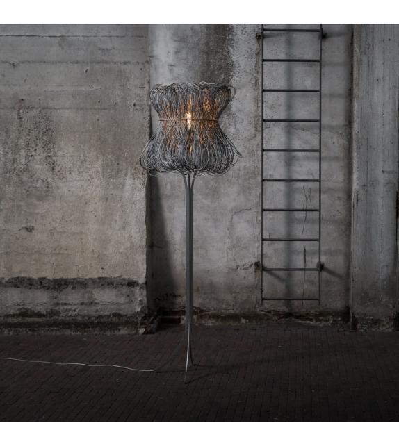Cloche Quasar Floor Lamp