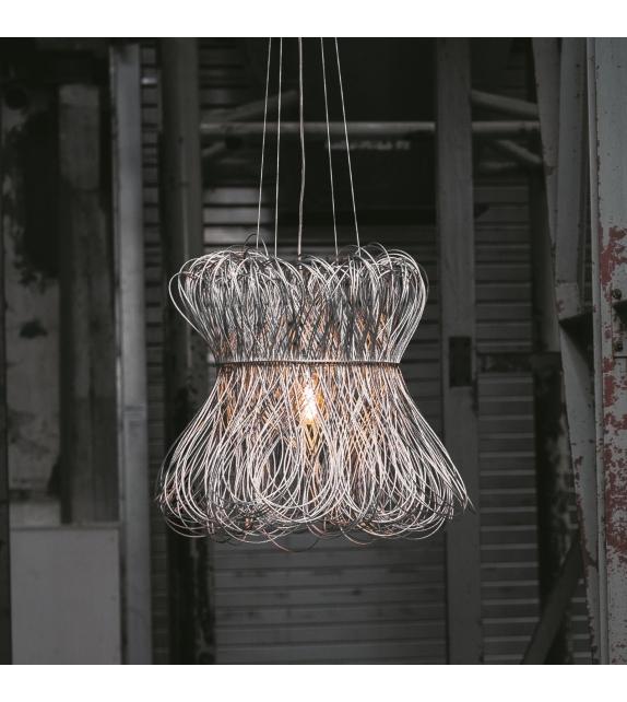 Cloche Quasar Suspension Lamp