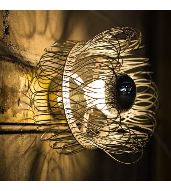 Cloche Quasar Lámpara de Pared/Techo