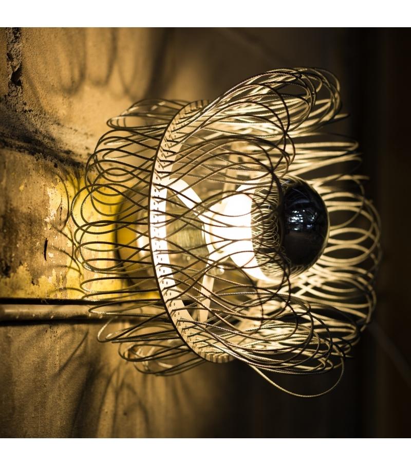 Cloche Quasar Wall/Ceiling Lamp
