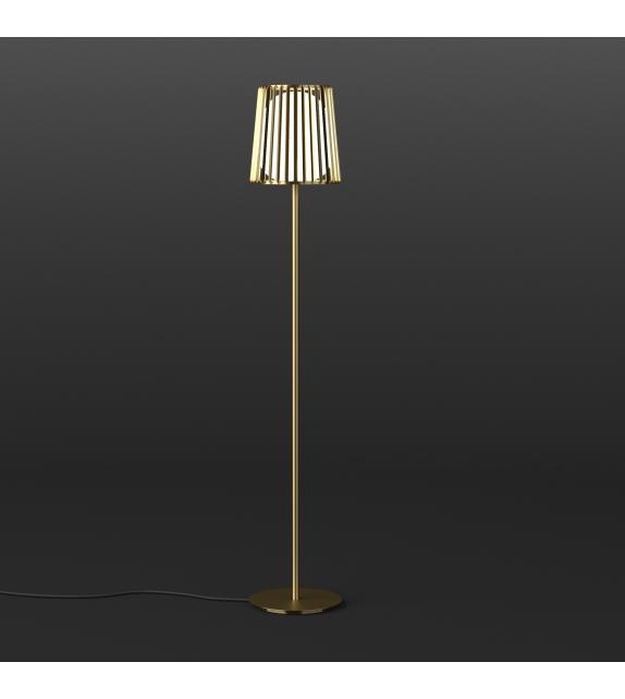Julia Quasar Floor Lamp