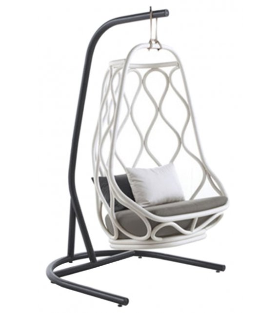 Nautica Outdoor Expormim Swing Chair with Base