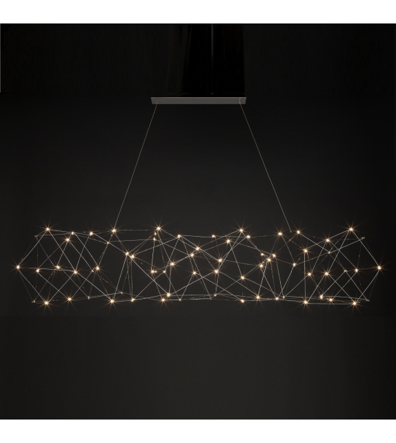 Cosmos Quasar Suspension Lamp