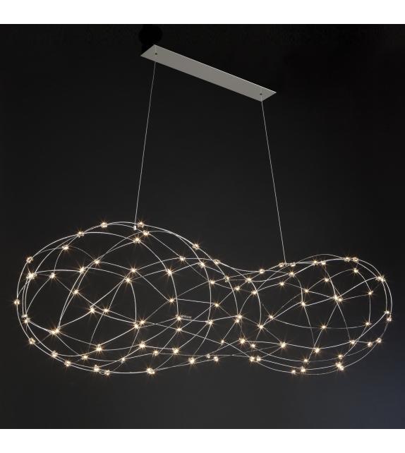 Cloud Quasar Lampada a Sospensione