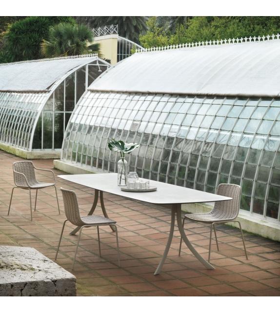 Falcata Outdoor Expormim Rectangular Table